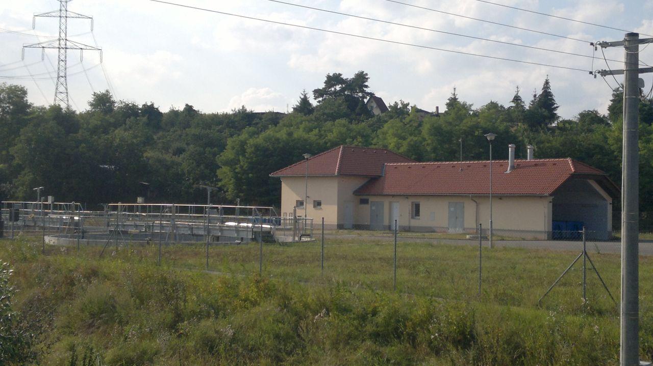 Šatavsko - společná čistírna odpadních vod