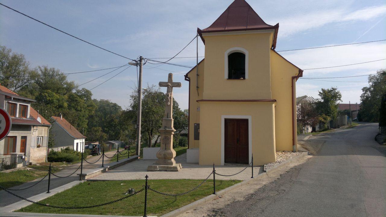 Ledce - kaple